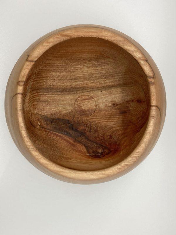 Elm Wood Plant Pot Holder - Gordon C. Hunter