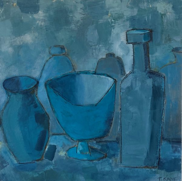 All The Blue Jugs - T Kane