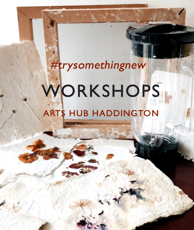 #trysomethingnew - workshops at MADE