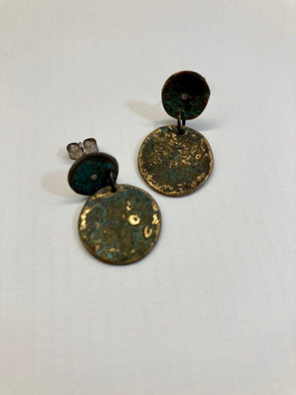 Double Earring Studs - My Jewelled Box