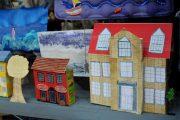 Haddington in Miniature - window display
