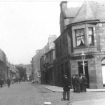 Historic photo 1930s 21a Hardgate Haddington
