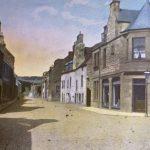 Historic photo 1900s 21a Hardgate Haddington