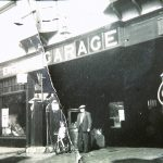 Historic photo 1920s 21a Hardgate Haddington